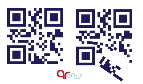 QR code falling apart | Good vs Better: Design Thinking, QR